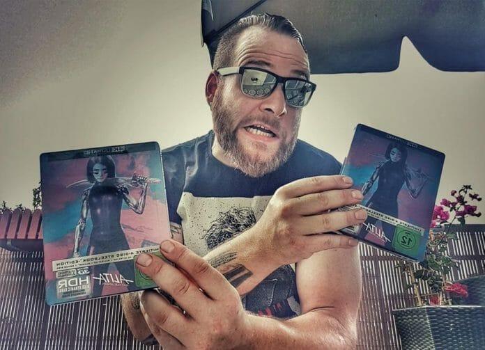 Heiß begehrt und limitiert: Das 4K Blu-ray Steelbook von 'Alita: Battle Angel'