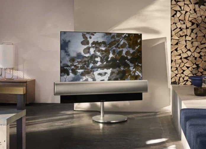Bang & Olufsen arbeitet anscheinend an einem Soundbar und beschäftigt sich mit LGs 88 Zoll 8K OLED Display