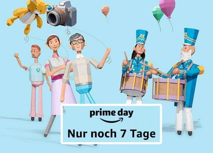 Nur noch 1 Woche bis zum großen Amazon Prime Day