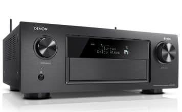 Den Denon AVR-X4400H 9.2 AV-Receiver gibt es für knackige 1.111 Euro!