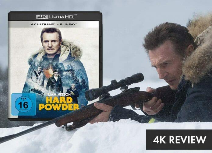 Weit entfernt von Weichschnee: HARD POWDER auf 4K Blu-ray teilt mächtig aus