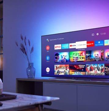 OLED854 4K OLED TV Philips