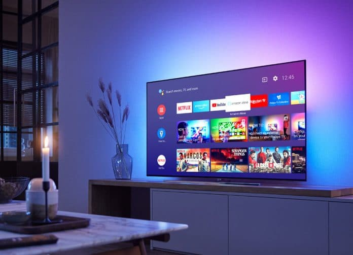 OLED854 4K OLED TV Philips