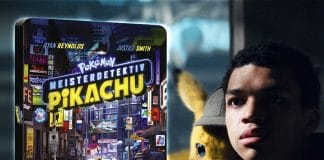 Pokemon - Meisterdetektiv Pikachu erscheint am 10. Oktober auf DVD, Blu-ray, 3D und 4K Ultra HD