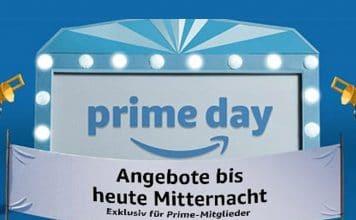Nur noch bis Mitternacht: Der Amazon Prime Day!
