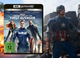 Marvels 'The Return Of The First Avenger' auf 4K Blu-ray im Test