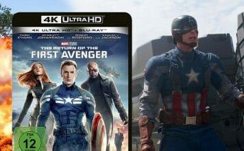 Marvels 'The Return Of The First Avenger' auf 4K Blu-ray im Test