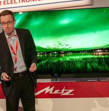 Thomas Billing von Metz im IFA IMB Powerbriefing