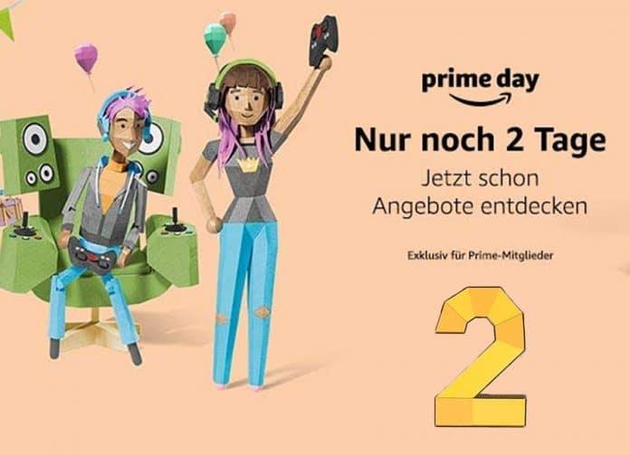 In zwei Tagen startet der bislang längste Amazon Prime Day der Geschichte