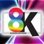 Das Logo der 8K Association