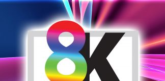 Das Logo der 8K Association