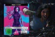 """Unser Test bescheinigt """"Alita: Battle Angel"""" auf 4K Blu-ray ein großartiges Bild- und Tonerlebnis"""