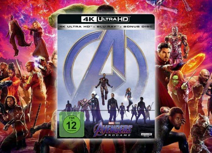 Avengers: Endgame pusht den Marktanteil der UHD-Disc in den USA auf 20 Prozent