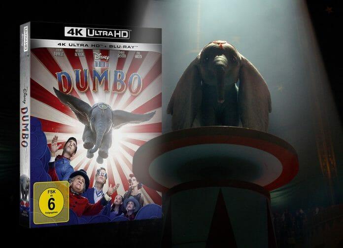 Dumbo 4K Blu-ray im Test