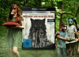 Das Friedhof der Kuscheltiere Remake auf 4K Blu-ray im Test