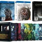 Alle Game of Thrones Komplett-Kollektionen und Varianten der 8. Staffel