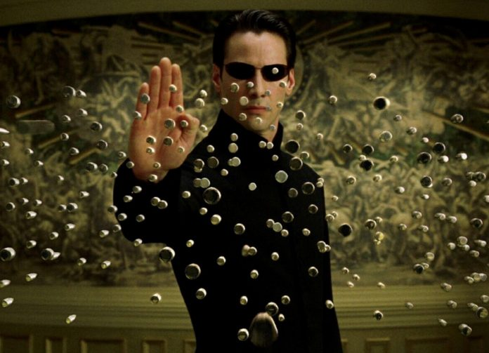 Keanu Reeves Neo Matrix 4