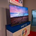 Der neue Metz blue OLED Tv mit Android 9.0 (Pie)