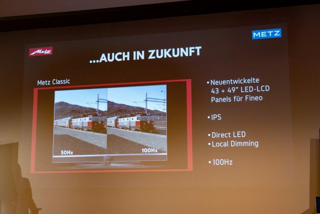 Die Metz Classic Reihe wird verbessert, unter anderem mit den Fineo Pro Modellen