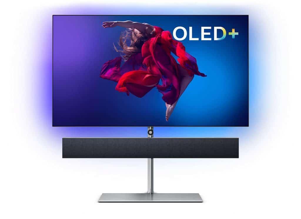Die OLED+ Modelle bilden das High-End-Segment von Philips (TP Vision)
