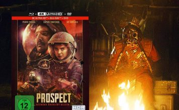 Prospect 4K Blu-ray im Test