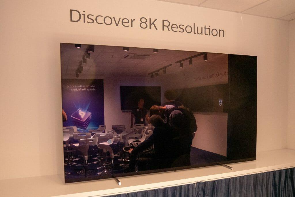 TP Vision 8K OLED Design