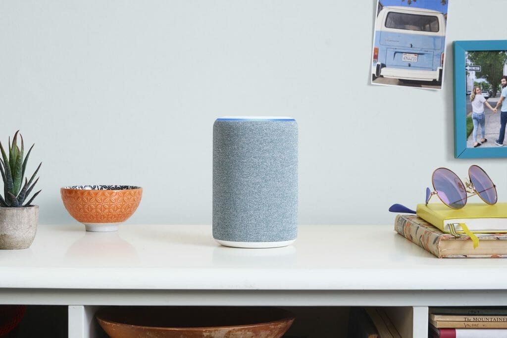 Der neue Echo Lautsprecher der 3. Generation