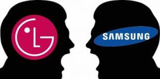 LG und Samsung streiten sich um die QLED-Technik