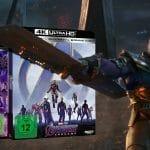 Avemgers: Endgame 4K Blu-ray Test