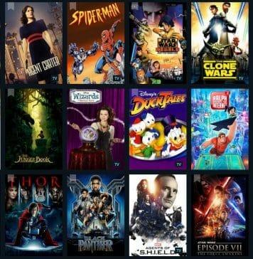 Disney Plus Filme Serien auf JustWatch