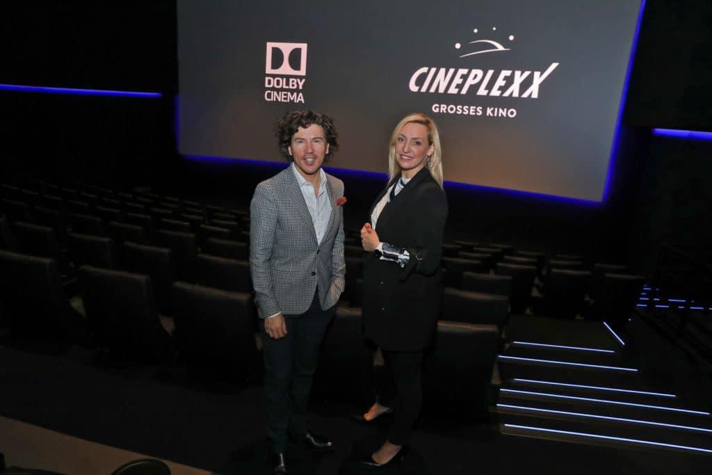 Dolby Cinema Wien 300 Sitzplätze