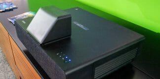 Epson EH-LS500B 4K HDR Laser Projektor