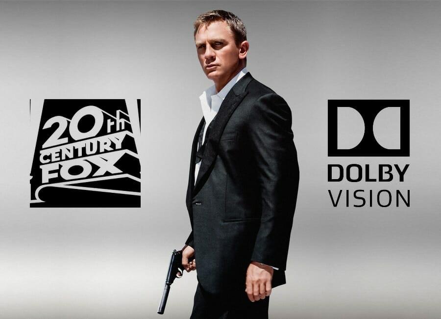 Fox James Bond Daniel Craig Collection Dolby Vision