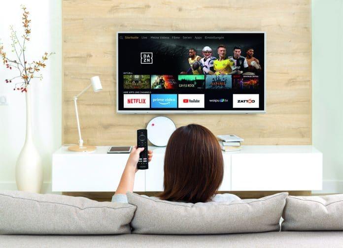 Der Grundig Vision 7 Fire TV Edition 4K Fernseher