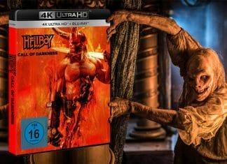 Hellboy 3: Call of Darkness auf 4K Blu-ray im Test!