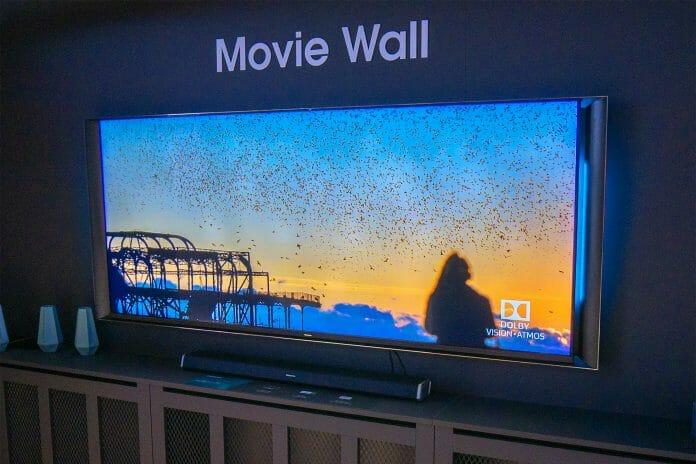 Hisense 21:9 5K Fernseher