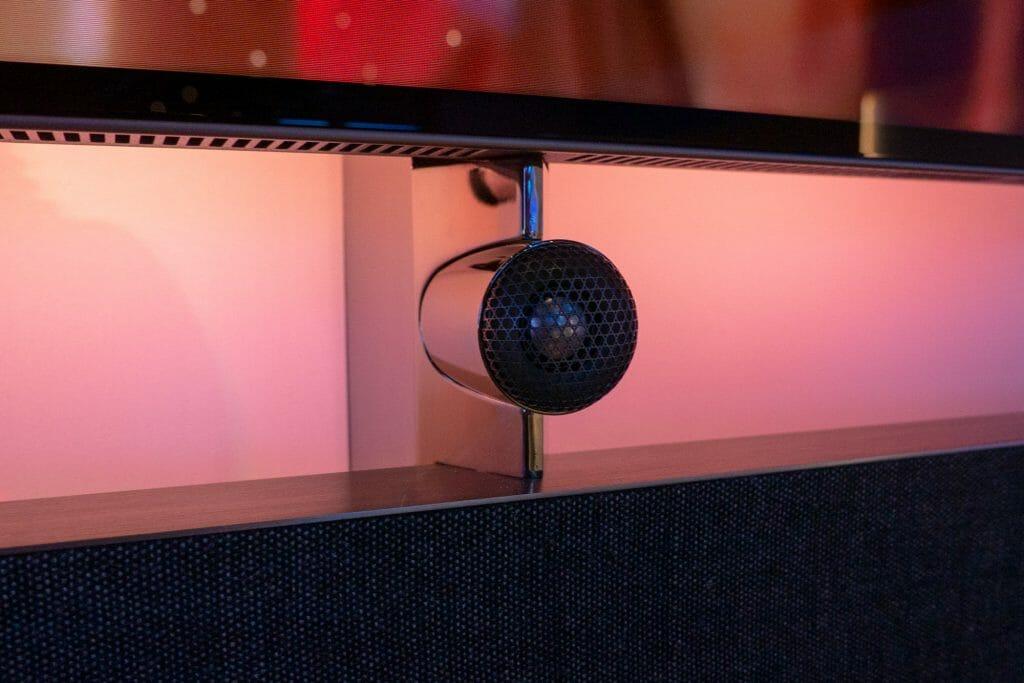Hochtöner Soundbar OLED984