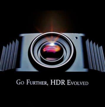 JVC DLA-N Frame Adapt HDR