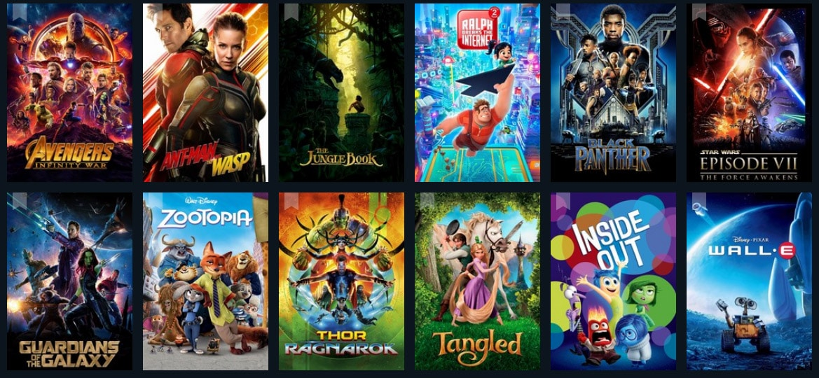 Disney Produzierte Filme