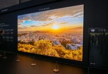 Micro LED TV The Wall Luxury Preis