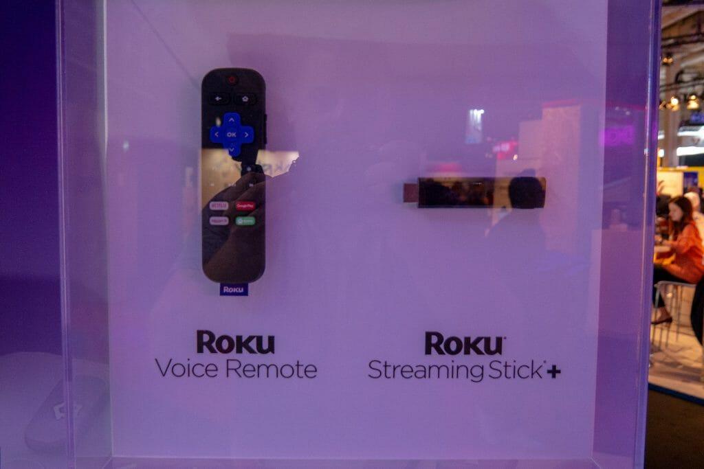 Neben den integrierten TV-Lösungen gibt es auch Streaming-Devices, wie den Roku Streaming Stick