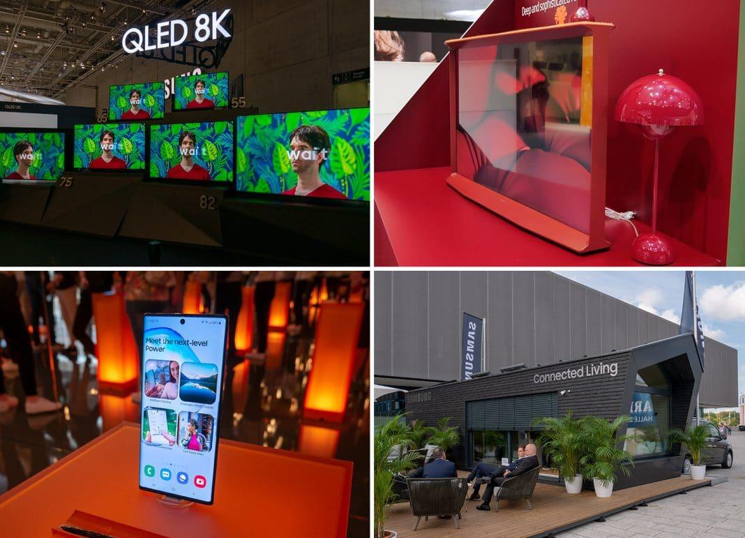 Samsung Highlights Neuheiten IFA 2019