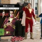 Shazam 4K Blu-ray im Test / Review!
