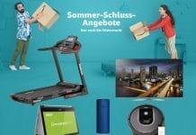 """Letzte Chance bei den """"Sommer-Schluss-Angeboten"""" zu sparen!"""