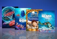 Disney Pixar Klassiker in 4K UHD auf Amazon Prime Video