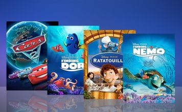 Disney Pixar Klassiker in 4K UHD auf Amazon Prime Video