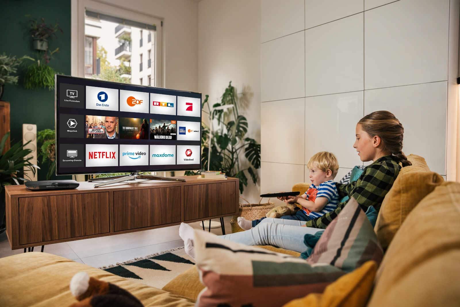 Netflix Bei Magentatv