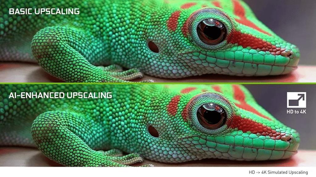 Features wie das neue HD>4K AI Upscaling werden wir natürlich ausgiebig testen