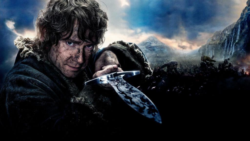 Bilbo Baggins 4K Blu-ray