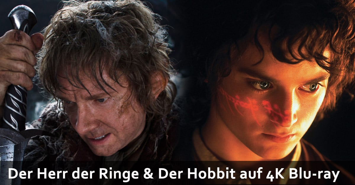 Hobbit Und Herr Der Ringe